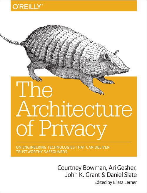 The Architecture of Privacy Cover